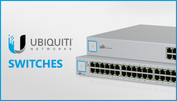 Ubiquiti Switches