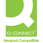 Q-Connect Neopost Compatible Inkjet Cartridges | ServersPlus.com