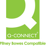 Q-Connect Pitney Bowes Compatible Inkjet Cartridges | ServersPlus.com