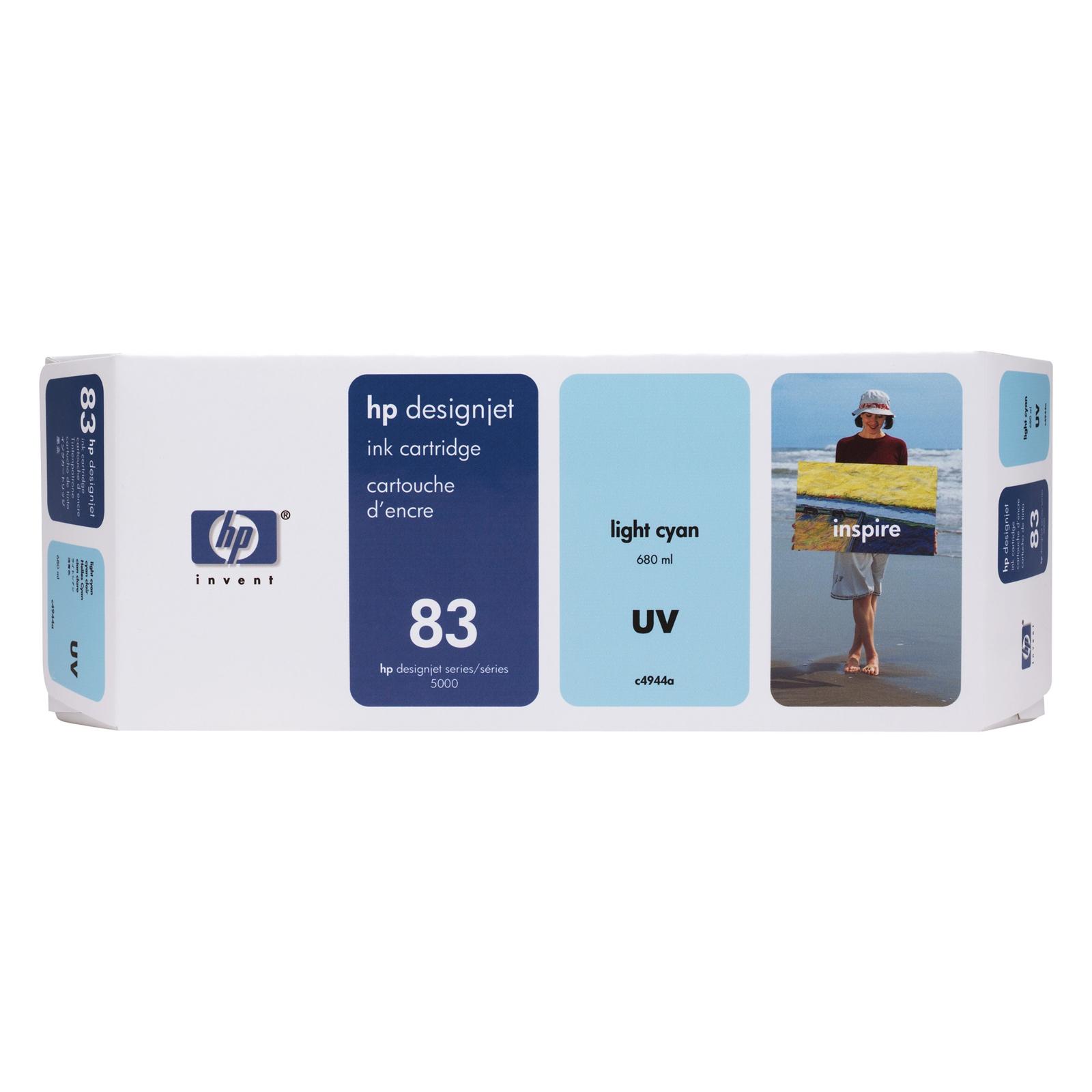 Hewlett Packard Inkjet Cartridges C4944a Servers Plus