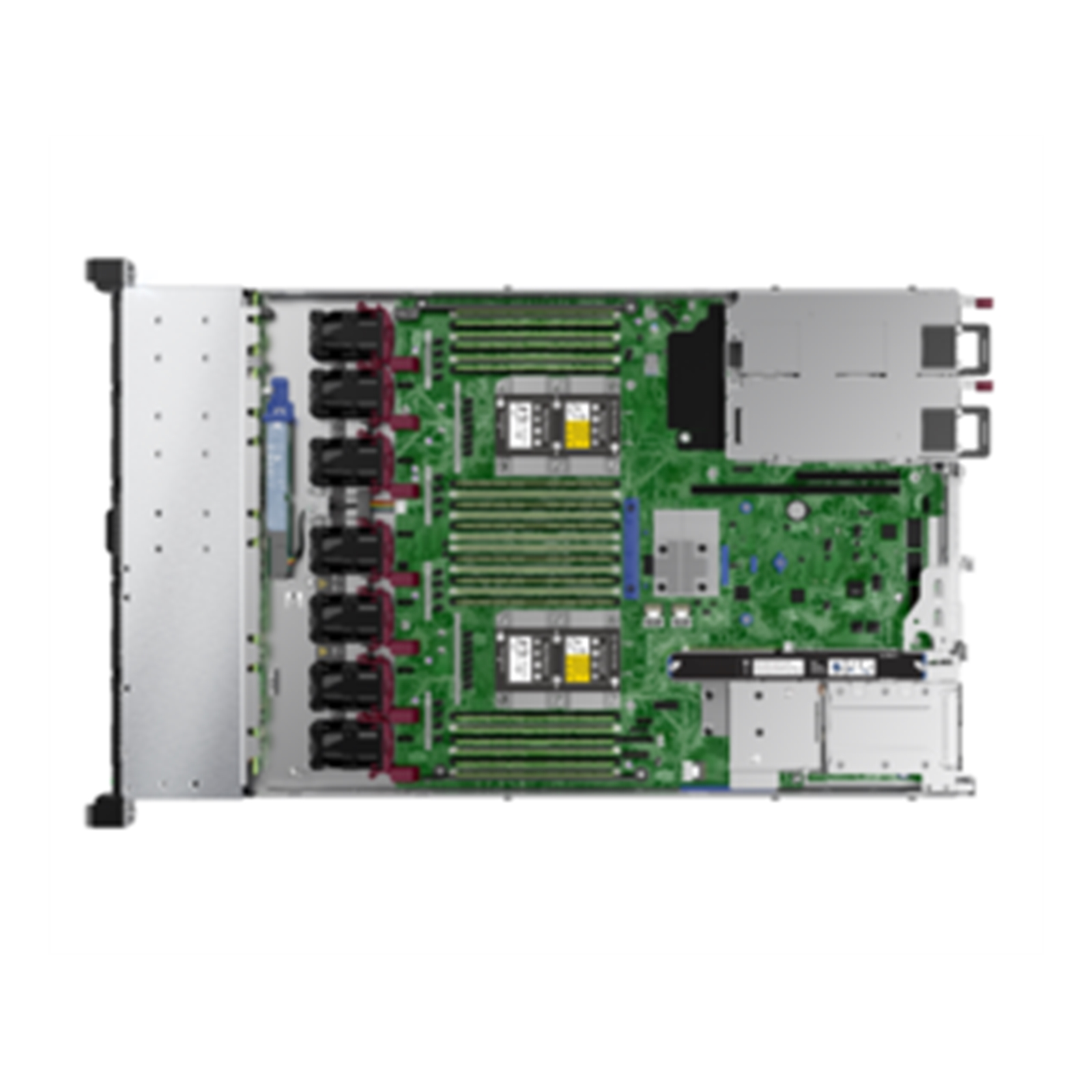 HPE Rack Servers - Hewlett Packard 867963-B21 | Servers Plus