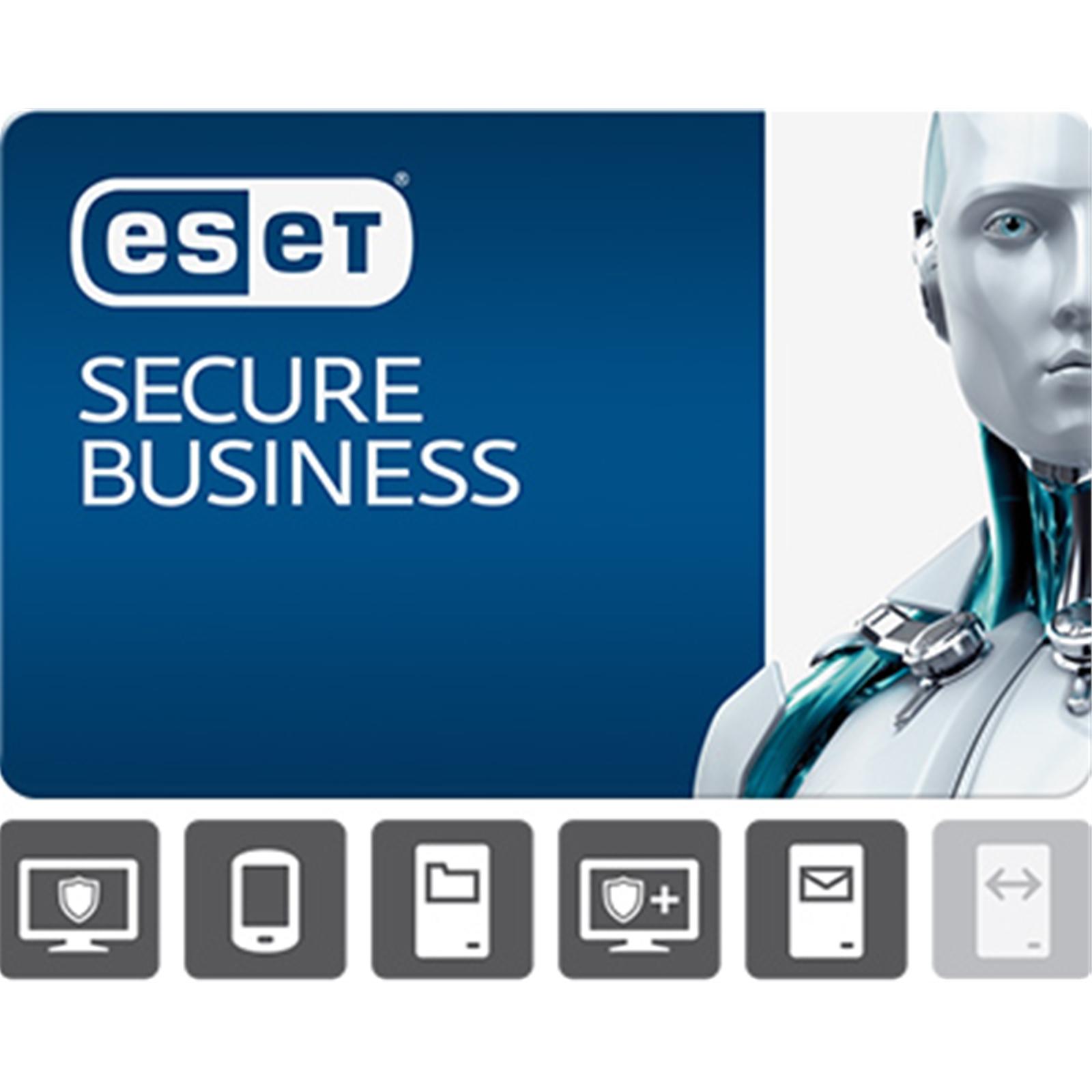 Eset Secure Business 5 Users 1 Year Serversplus