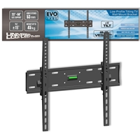 Monitor Wall Mounts | EVO LABS  Low-Profile Tilting TV Wall Mount Bracket (23-56