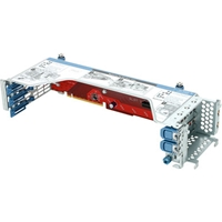 Server Chassis Options | HPE DL360 Gen9 Low Profile PCI-E Slot CPU2 Riser Kit | 764642-B21 | ServersPlus