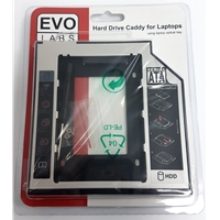 PC Enclosures & Brackets | EVO LABS  Hard Drive Caddy for Laptop | HDS9503-SS | ServersPlus
