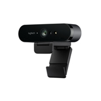 Webcams | LOGITECH BRIO 4K Ultra HD Webcam | 960-001106 | ServersPlus
