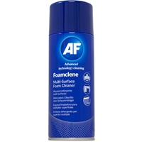 PC Cleaning Products | AF  Foamclene Cleaning Fluid 300ml | FCL300 | ServersPlus