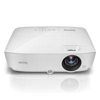 All Projectors | BENQ TW533 DLP WXGA Data Projector | 9H.JG877.34E | ServersPlus
