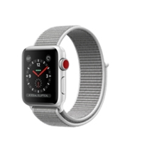 Apple Watches (Smartwatches) | APPLE Watch Series 3 38mm Silver GPS+Cell - MQKJ2B/A | MQKJ2B/A | ServersPlus