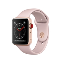 Apple Watches (Smartwatches) | APPLE Watch Series 3 42mm Gold GPS+Cell | MQKP2B/A | ServersPlus