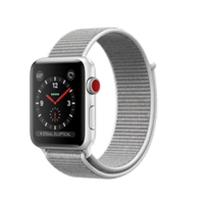 Apple Watches (Smartwatches) | APPLE Watch Series 3 42mm Silver GPS+Cell - MQKQ2B/A | MQKQ2B/A | ServersPlus