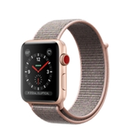 Apple Watches (Smartwatches) | APPLE Watch Series 3 42mm Gold GPS+Cell | MQKT2B/A | ServersPlus