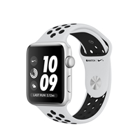 Apple Watches (Smartwatches) | APPLE Watch Nike+ Series 3 42mm Silver GPS | MQL32B/A | ServersPlus