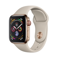 Apple Watches (Smartwatches) | APPLE Watch Series 4 GPS CELL 40mm Gold | MTVN2B/A | ServersPlus