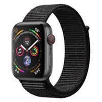 Apple Watches (Smartwatches) | APPLE Watch Series 4 GPS CELL 44mm Space Grey | MTVV2B/A | ServersPlus