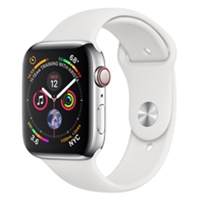 Apple Watches (Smartwatches) | APPLE Watch Series 4 GPS CELL 44mm Steel | MTX02B/A | ServersPlus