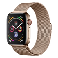Apple Watches (Smartwatches) | APPLE Watch Series 4 44mm GPS + Cell Gold | MTX52B/A | ServersPlus