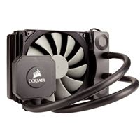 PC CPU Fans & Paste | CORSAIR Corsair Hydro Series H45 Liquid CPU Cooler | CW-9060028-WW | ServersPlus