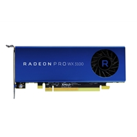 AMD Graphics Cards | AMD Radeon Pro WX 3100 4GB | 100-505999 | ServersPlus