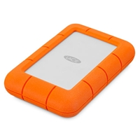External Hard Drives | LACIE Rugged Mini | LAC301558 | ServersPlus