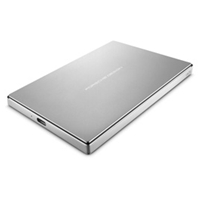 External Hard Drives | LACIE 2TB Porsche Design | STFD2000400 | ServersPlus