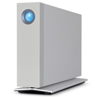 External Hard Drives | LACIE 6TB d2 Thunderbolt 3 | STFY6000400 | ServersPlus