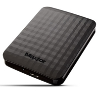 External Hard Drives | MAXTOR M3 1TB USB 3.0 Black 2.5