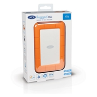 External Hard Drives | SEAGATE 2TB Rugged Mini | LAC9000298 | ServersPlus