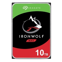 Seagate Hard Drives | SEAGATE IronWolf 10TB 3.5in | ST10000VN0008 | ServersPlus