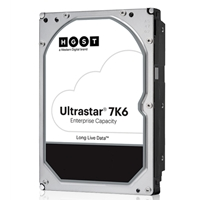 Western Digital Hard Drives | WD Ultrastar DC HC310 HUS726T6TALE6L4 - Hard drive - 4 TB - internal - 3.5 - SATA 6Gb/s - 720 | 0B35950 | ServersPlus