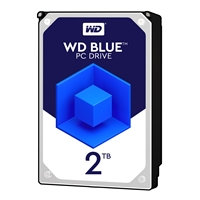 PC Internal Hard Drives & SSD | WD  Blue WD20EZRZ 2TB 3.5
