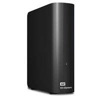 External Hard Drives | WD 2TB WD Elements Desktop - WDBWLG0020HBK-EESN | WDBWLG0020HBK-EESN | ServersPlus