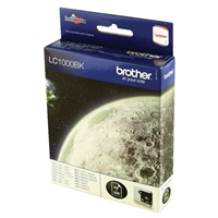 Brother Original Inkjet Cartridges | BROTHER Original INKJET CART BLACK LC1000BK | LC1000BK | ServersPlus