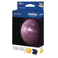 Brother Original Inkjet Cartridges | BROTHER Original INKJET CARTRIDGE YELLOW LC1220Y | LC1220Y | ServersPlus