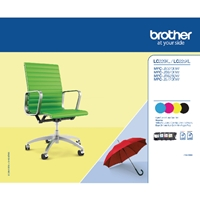 Brother Original Inkjet Cartridges | BROTHER Original INK CART VALUE PK4 LC229XLVALBP | LC229XLVALBP | ServersPlus