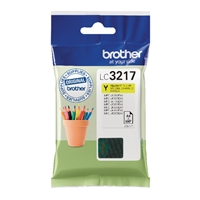Brother Original Inkjet Cartridges | BROTHER Original YELLOW INK CARTRIDGE LC3217Y | LC3217Y | ServersPlus