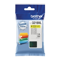 Brother Original Inkjet Cartridges | BROTHER YELLOW LC3219XLY INK CARTRIDGE | LC3219XLY | ServersPlus
