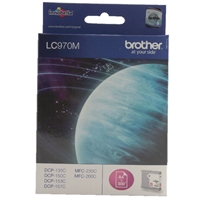 Brother Original Inkjet Cartridges | BROTHER LC970M INKJET CARTRIDGE MAGENTA | LC970M | ServersPlus