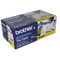 Brother Original Laser Toners | BROTHER TONER CARTRIDGE YELLOW TN130Y | TN130Y | ServersPlus