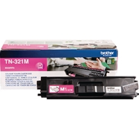 Brother Original Laser Toners | BROTHER Original TONER CARTRIDGE MAGENTA TN321M | TN321M | ServersPlus