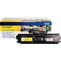 Brother Original Laser Toners | BROTHER Original HIGH CAPACITY TONER CARTRIDGE YELLOW TN326Y | TN326Y | ServersPlus
