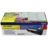 Brother Original Laser Toners | BROTHER TN328Y TONER CART SHY YELLOW | TN328Y | ServersPlus