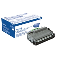 Brother Original Laser Toners | BROTHER Original BLACK HIGH YIELD TONER TN3480 | TN3480 | ServersPlus