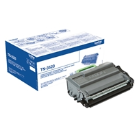 Brother Original Laser Toners | BROTHER ULTRA HIGH YIELD TONER TN3520 | TN3520 | ServersPlus