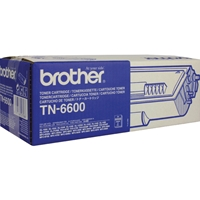 Brother Original Laser Toners | BROTHER Original TONER CARTRIDGE BLACK HIGH CAPACITY TN6600 | TN6600 | ServersPlus