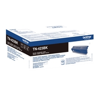 Brother Original Laser Toners | BROTHER TN423BK HY BLACK TONER CARTRIDGE | TN423BK | ServersPlus
