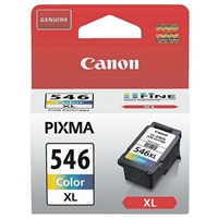 Canon Original Inkjet Cartridges | CANON Original CL-546XL 8288B001 | 8288B001 | ServersPlus