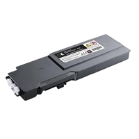 Dell Original Laser Toners | DELL Original C37XX BLACK HIGH CAPACITY TONER 593-11115 | 593-11115 | ServersPlus