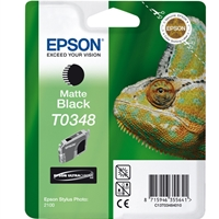 Epson Original Inkjet Cartridges | EPSON Original SP2100 INKJET CARTRIDGE MATT BLK T0348 C13T03484010 | C13T03484010 | ServersPlus