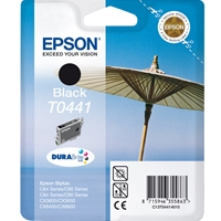 Epson Original Inkjet Cartridges | EPSON Original C64/84 INKJET CARTRIDGE STD BLACK C13T04414010 | C13T04414010 | ServersPlus